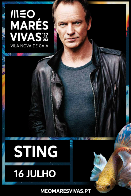 Cartaz MV Sting